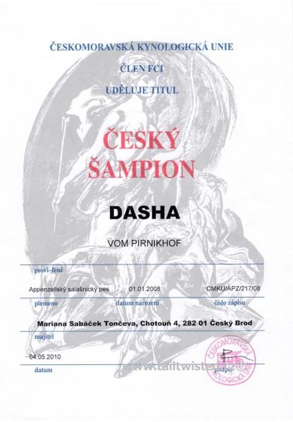 Český šampion